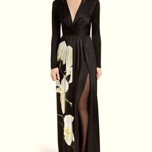 ALTUZARRA for Target Orchid maxi dress